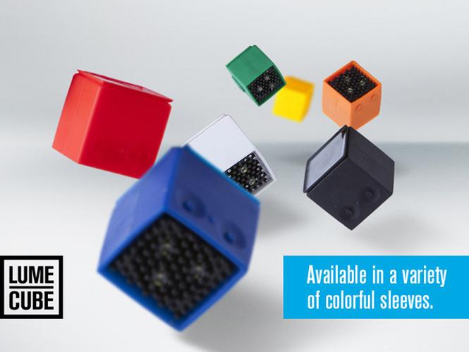 Lume Cube, η ισχύς των LED σε μικροσκοπικό μέγεθος