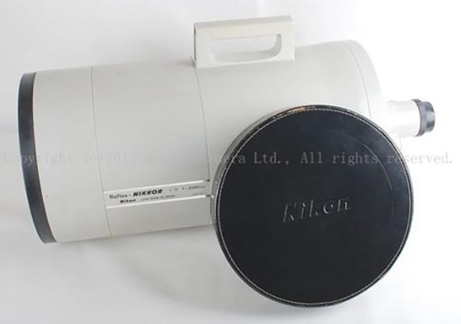 Nikon 2000mm f11-3