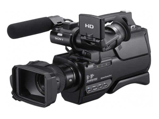 Σε προσφορά η επαγγελματική κάμερα Sony HXR-MC2000E