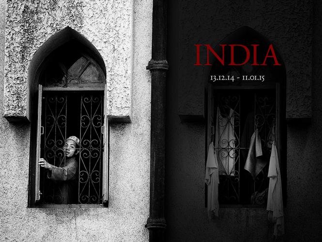 Ινδία : έκθεση φωτογραφίας του Γιώργου Τακάκη
