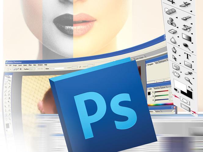 Σεμινάριο για retouche στο Adobe Photoshop από το περιοδικό Photonet