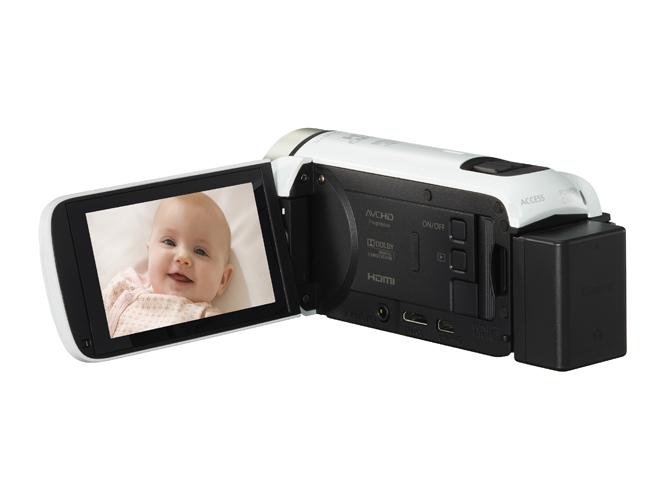 Canon LEGRIA HF R606 -1