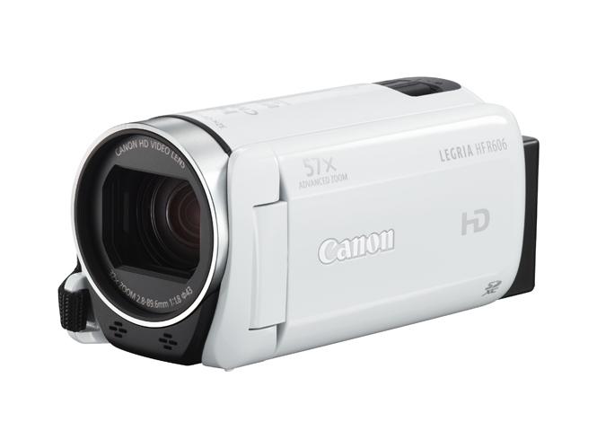 Canon LEGRIA HF R606 -3