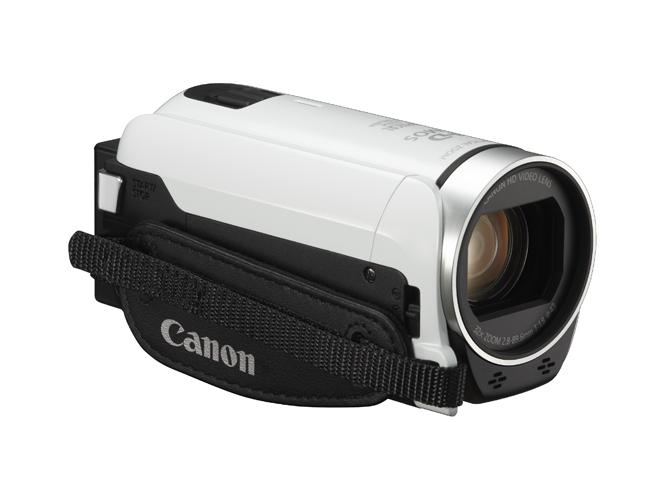 Canon LEGRIA HF R606 -4