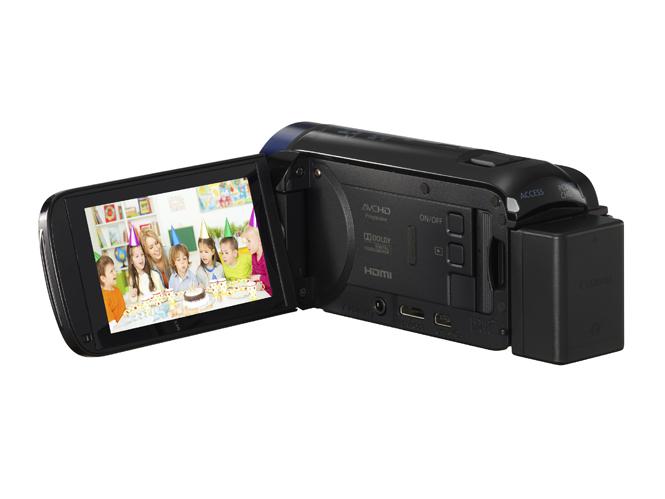 Canon LEGRIA HF R66-1