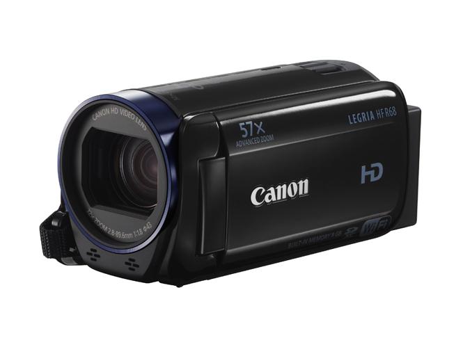 Canon LEGRIA HF R68- 3