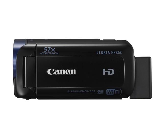 Canon LEGRIA HF R68- 5