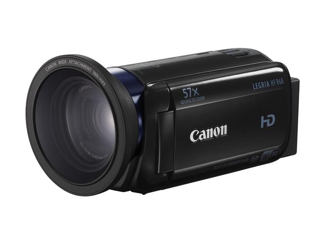 Canon LEGRIA HF R68- 6
