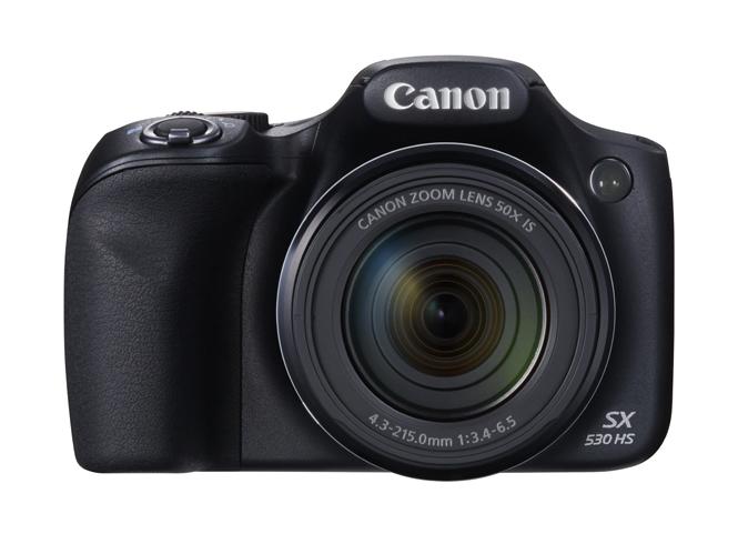 Canon PowerShot SX530 HS, με οπτικό zoom 50x, WiFi και NFC