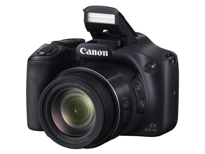 Canon PowerShot SX530 HS -2