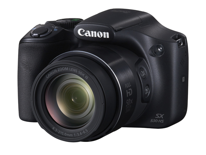 Canon PowerShot SX530 HS -3