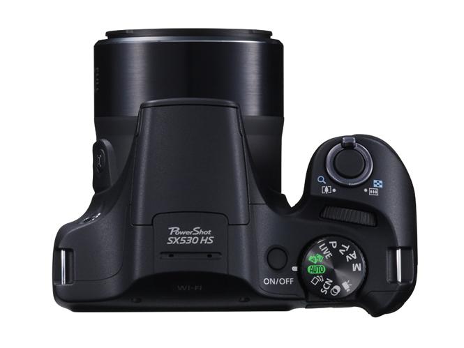 Canon PowerShot SX530 HS -4