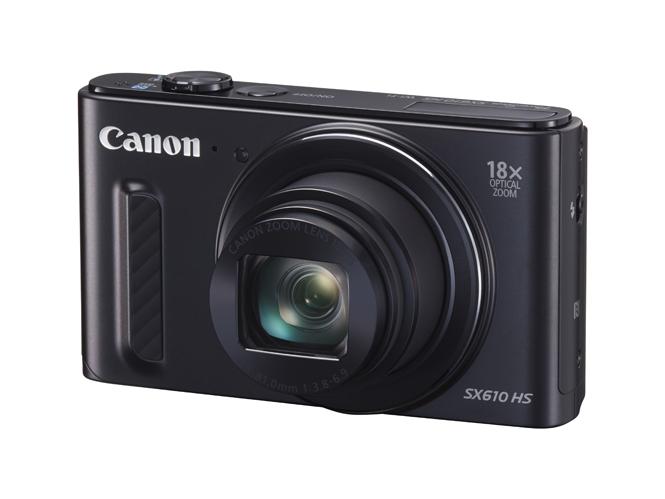 Canon PowerShot SX610 HS-1