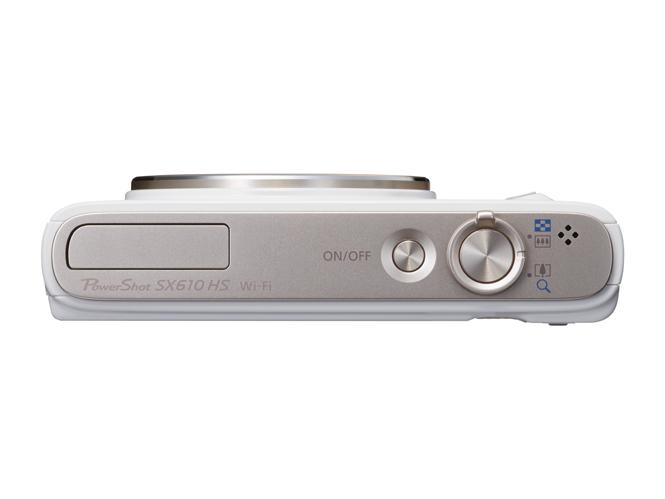 Canon PowerShot SX610 HS-10