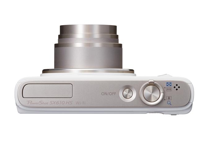 Canon PowerShot SX610 HS-11