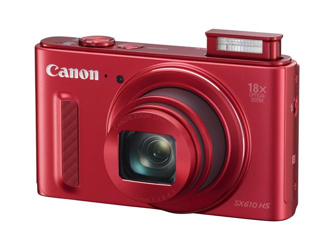 Canon PowerShot SX610 HS-3