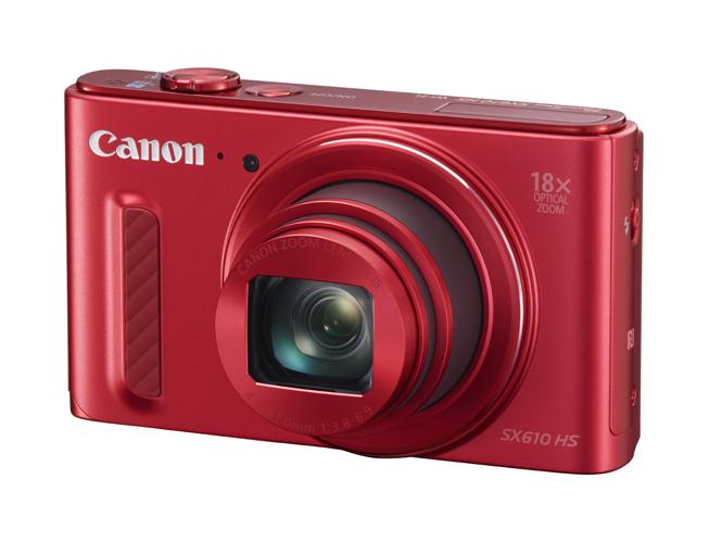 Canon PowerShot SX610 HS-4