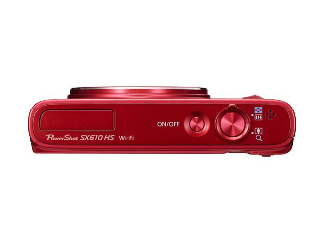 Canon PowerShot SX610 HS-5