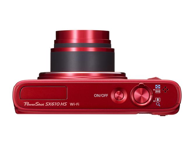 Canon PowerShot SX610 HS-6