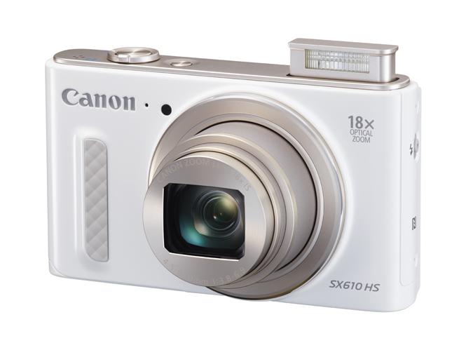 Canon PowerShot SX610 HS-7