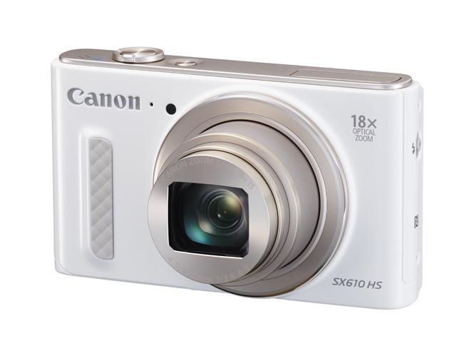 Canon PowerShot SX610 HS-9