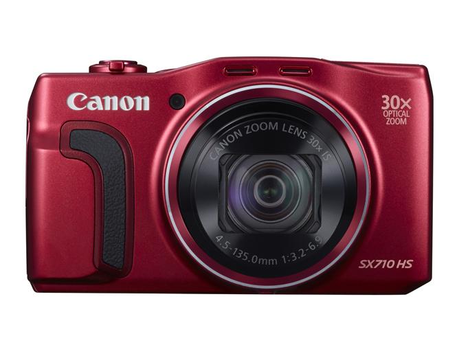 Canon PowerShot SX710 HS, 30x οπτικό zoom σε μικρό σώμα