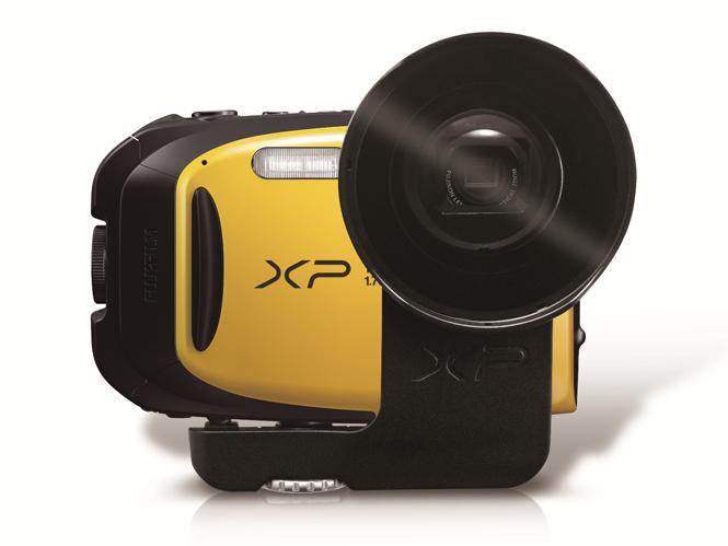 Fujifilm Finepix XP80, νέα υποβρύχια μηχανή με WiFi και Time Lapse