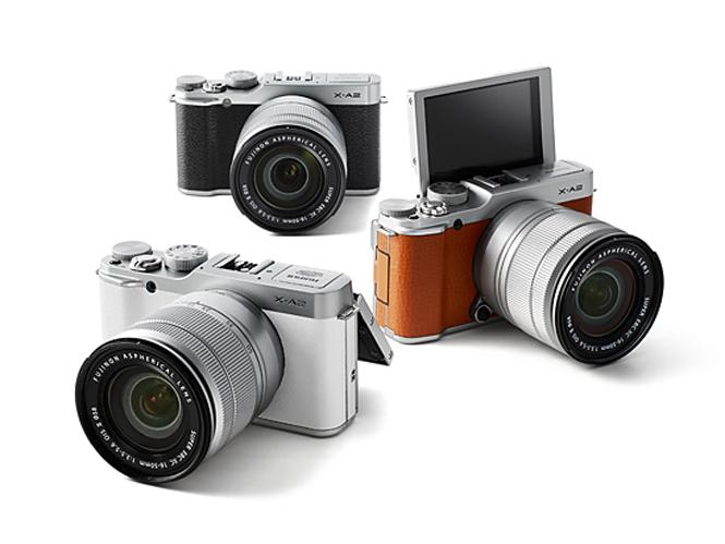 Fujifilm X-A2, ανανέωση με όσα χρειάζεσαι για τις τέλειες selfies