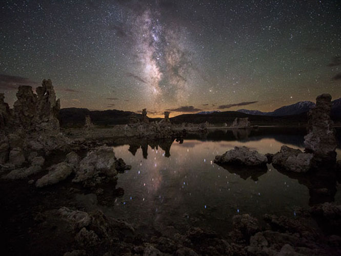 Illusion of Lights: A Journey into the Unseen, ένα Time Lapse εναντίον της φωτορύπανσης