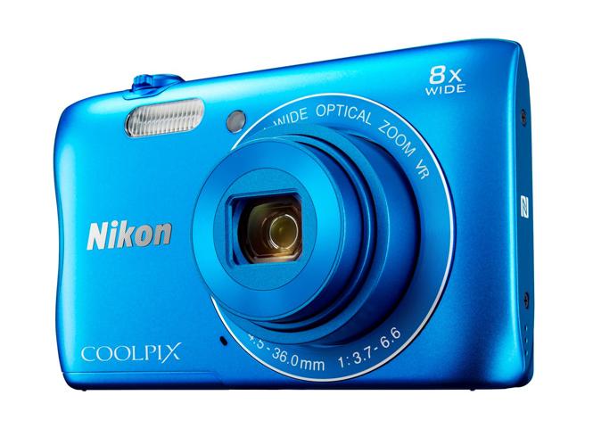 Nikon Coolpix S3700-1