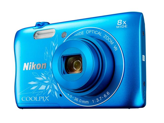 Nikon COOLPIX S3700, νέα μηχανή τσέπης με WiFi και NFC