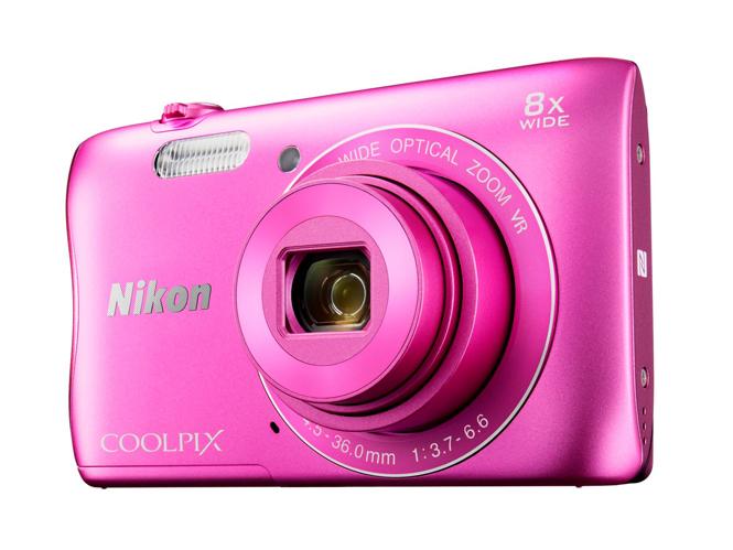 Nikon Coolpix S3700-3