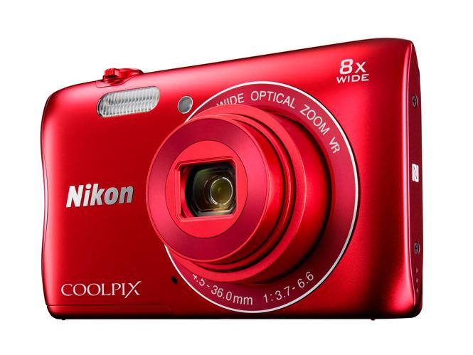 Nikon Coolpix S3700-4