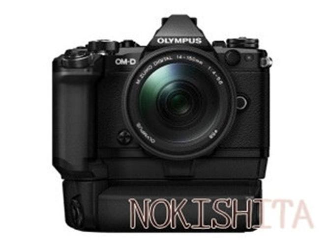 Δείτε περισσότερες φωτογραφίες της Olympus OM-D E-M5 II