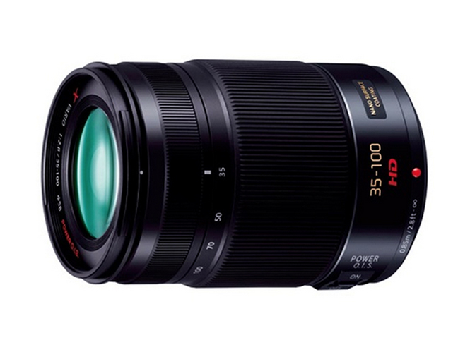 Αναβάθμιση Firmware για τον φακό Panasonic Lumix G X Vario 35-100mm F2.8 Power OIS