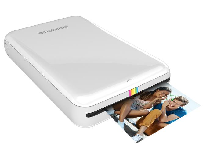 Polaroid Zip, νέος φορητός εκτυπωτής με WiFi, NFC και Bluetooth