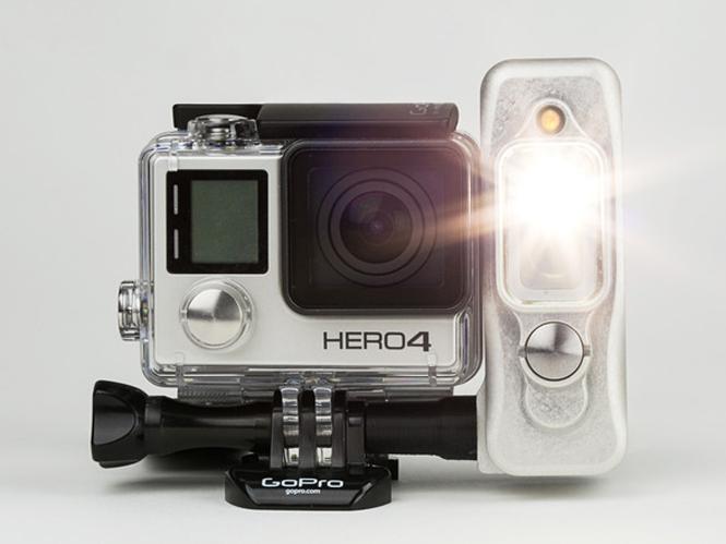 SideKick, νέο LED για την GoPro