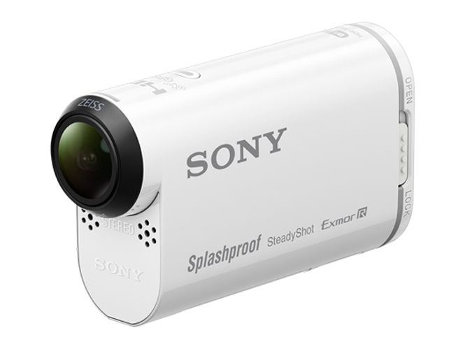 Sony AS200V, νέα Full HD action camera με WiFi και GPS