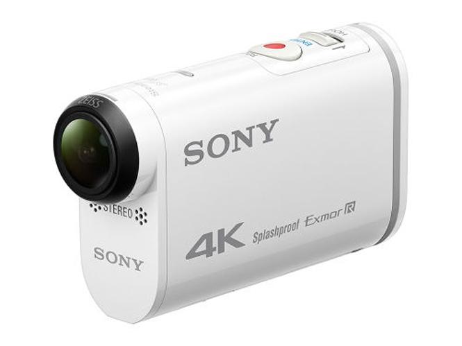 Η Sony παρουσιάζει την 4Κ action camera Sony FDR-X1000V