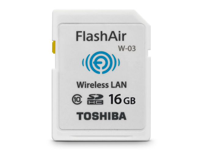 Toshiba-FlashAir