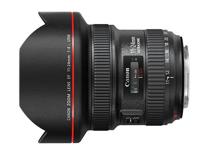 Διαρροή και για τον φακό Canon EF 11-24 f/4 L USM