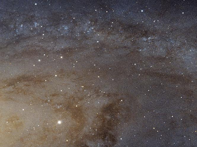 H NASA δημοσίευσε φωτογραφία του Γαλαξία της Ανδρομέδας, ανάλυσης 1.5 Gigapixels