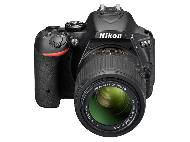 Αναβάθμιση Firmware για την Nikon D5500