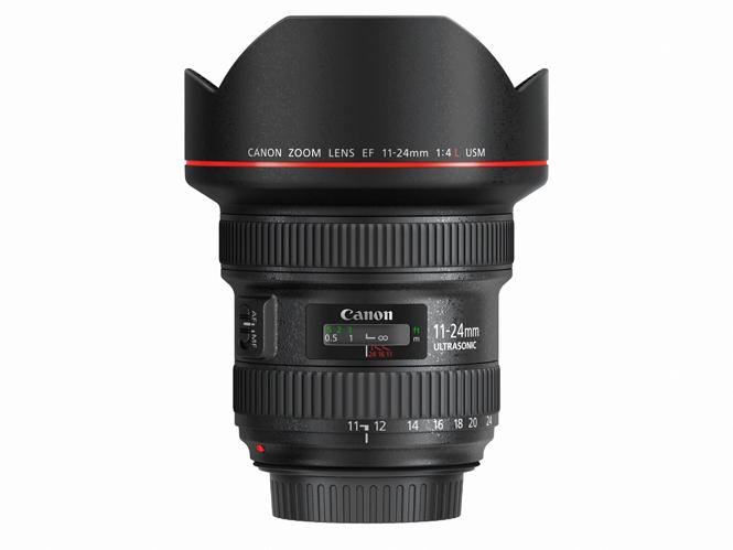 Η Canon παρουσιάζει τις δυνατότητες του Canon EF11-24mm F4L USM
