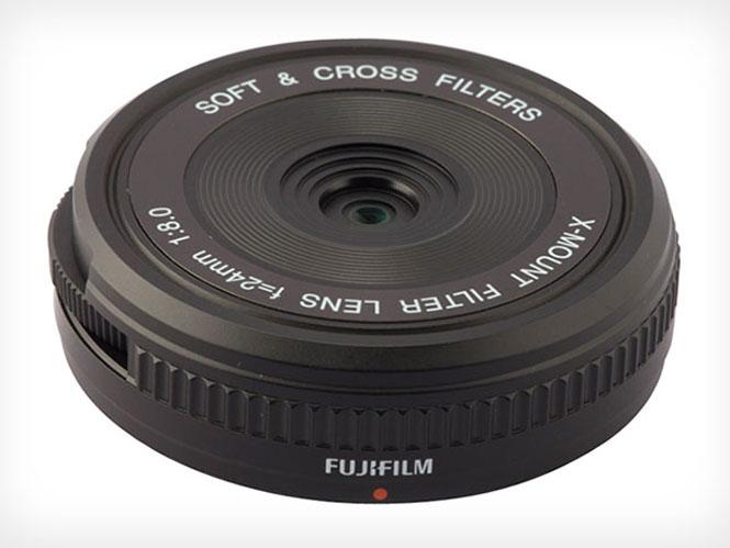 Fujifilm XM-FL, νέος φακός με ενσωματωμένα φίλτρα