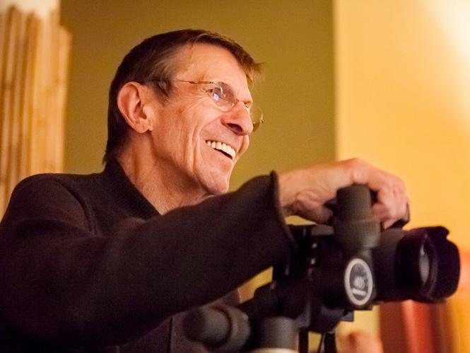 "Leonard Nimoy, μας άφησε ο ""φωτογράφος"" Mr Spock του Star Trek"