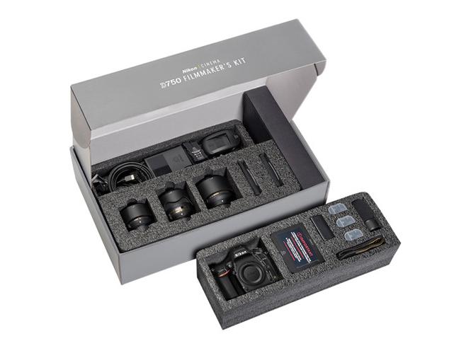Nikon D750 DSLR Filmmaker-2