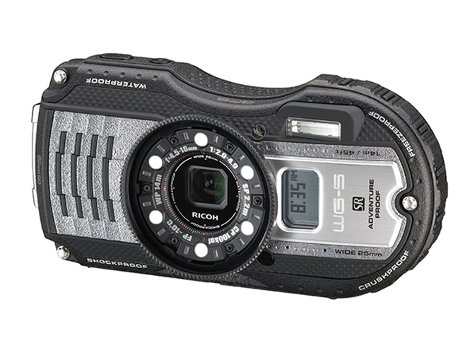 Ricoh WG-5 GPS-4