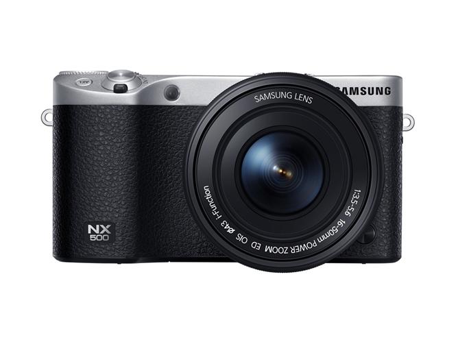 Διαλύοντας τη Samsung NX500 και βλέποντας τα σωθικά της
