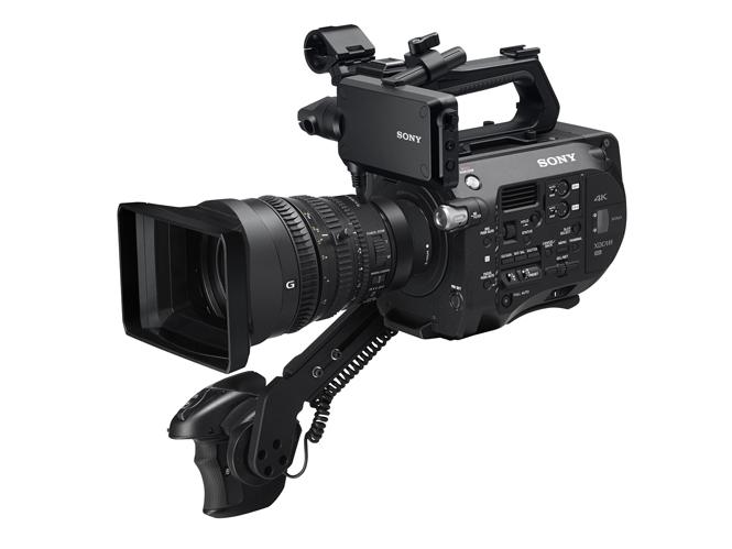 Ξεκίνησε στην Ελλάδα η διάθεση της επαγγελματικής βιντεοκάμερας Sony PXW-FS7